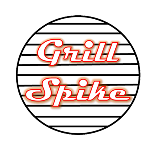 Grill Spike BBQ Tool Logo